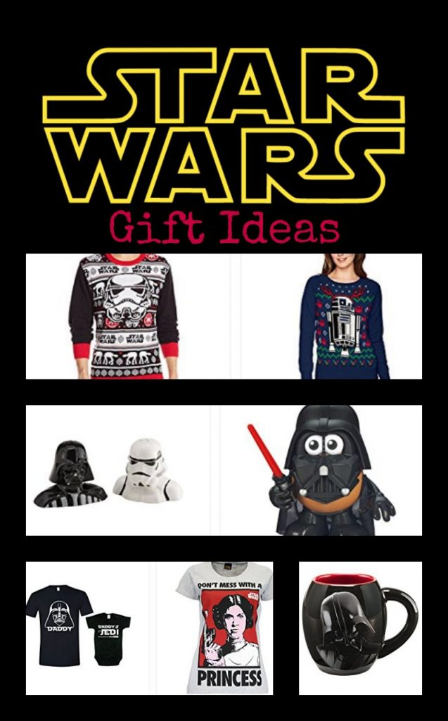 Star Wars Gifts For Kids and Adults