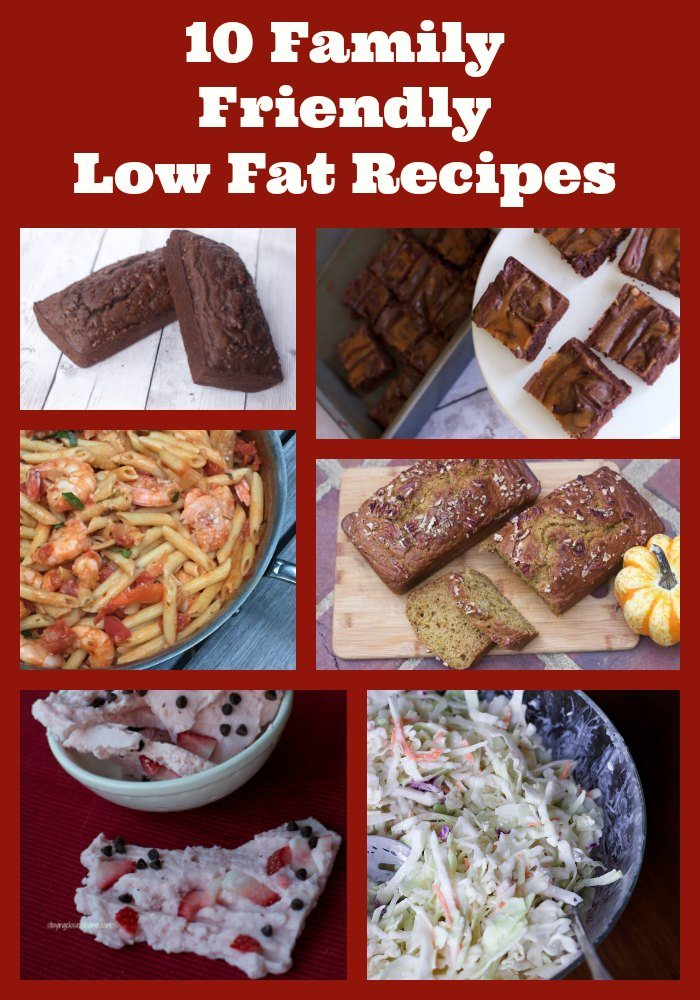 Tips to Make Low Fat Recipes and Our Favorite Low Fat Recipes