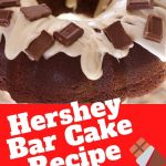 chocolate bar bundt cake recipe
