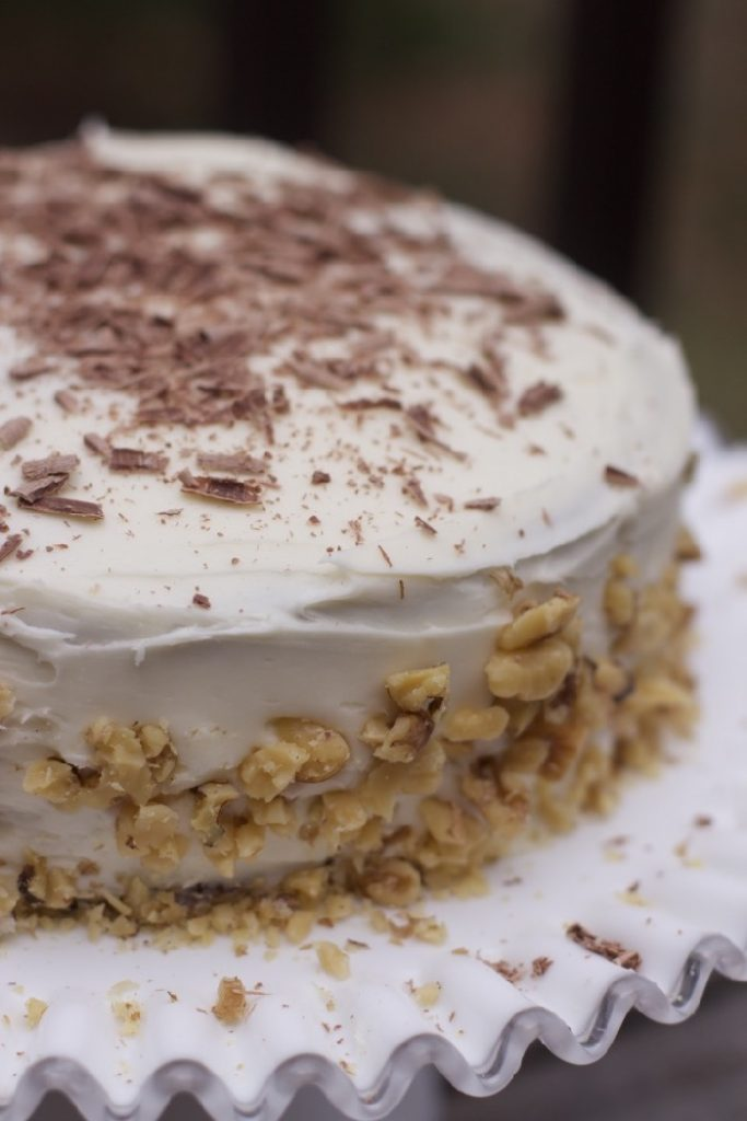How to Make Cake Chocolate Cake & Banana (Basic Cream ...