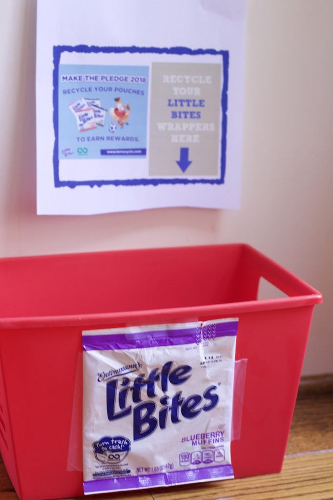 HOW TO TURN TRASH INTO CASH WITH ENTENMANN'S LITTLE BITES SNACKS
