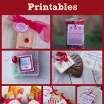 Free Valentines Printables For Valentines Day Parties or Teacher Gifts