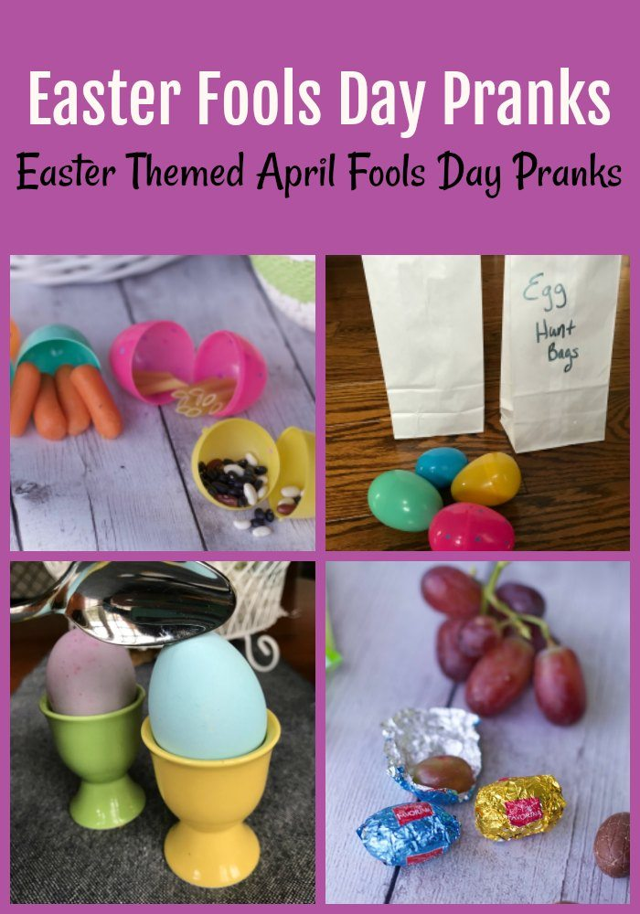 Easter PRanks on April FOols Day