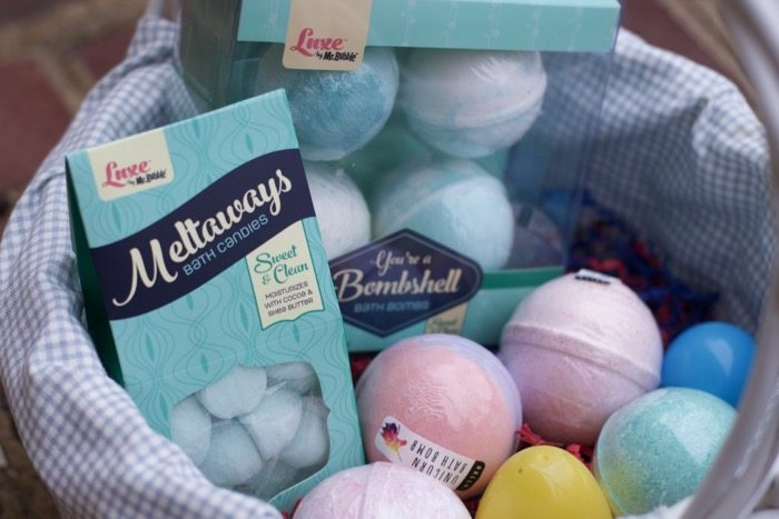 Teen and Tween Easter Basket Ideas LUXE Mr Bubble