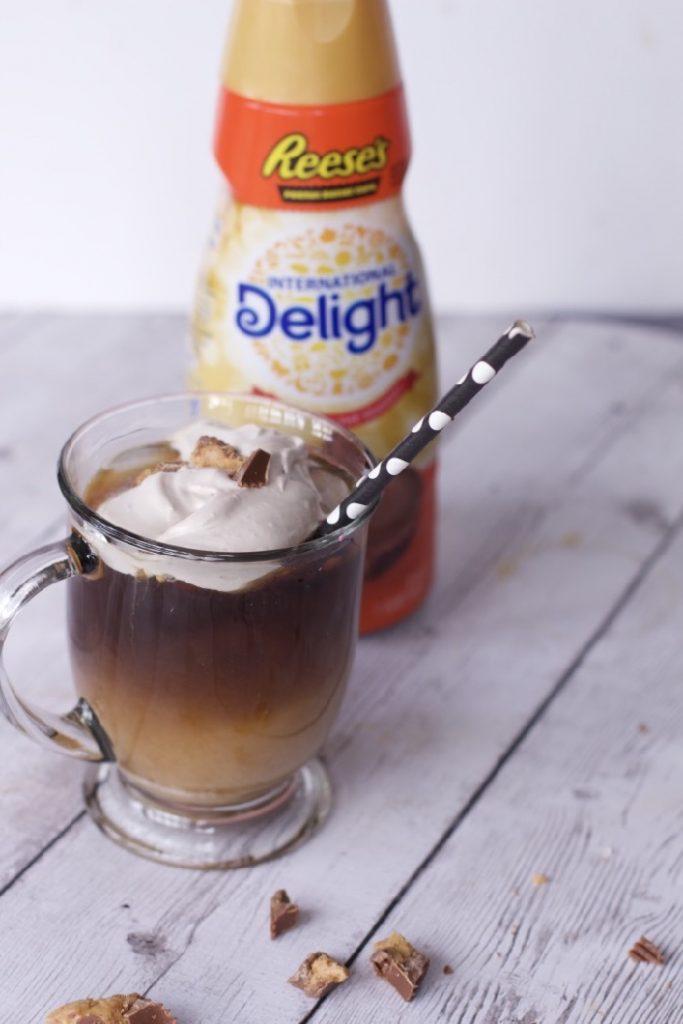Reese's Creamer Iced Coffee