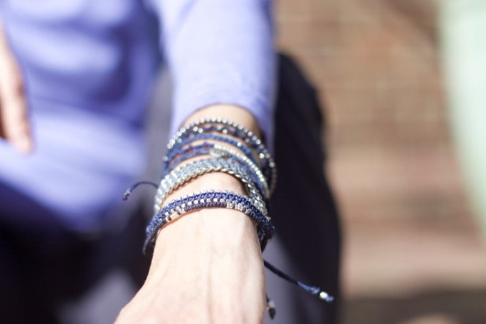 Trendy handmade bracelets Wakami bracelets discount code