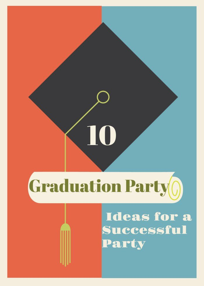 10 Popular Graduation Party Ideas for an Amazing Party