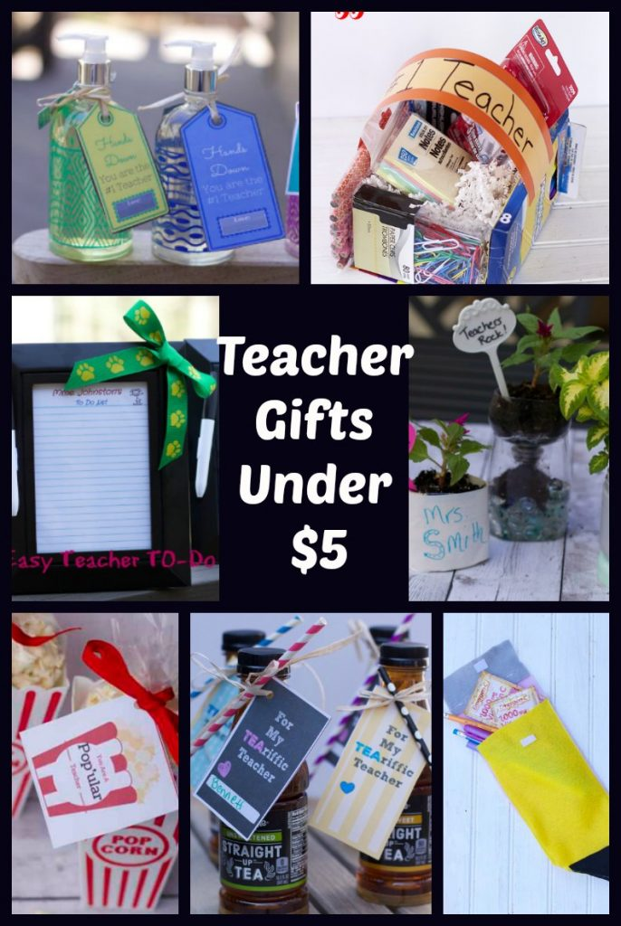 Easiest Homemade Teacher Appreciation Gifts Under $5