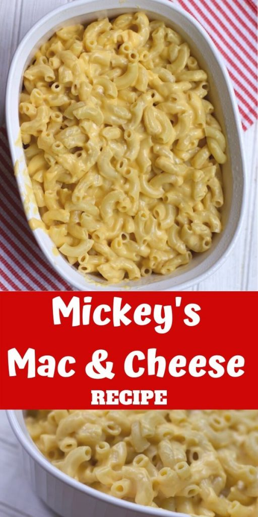 mickeys mac and cheese