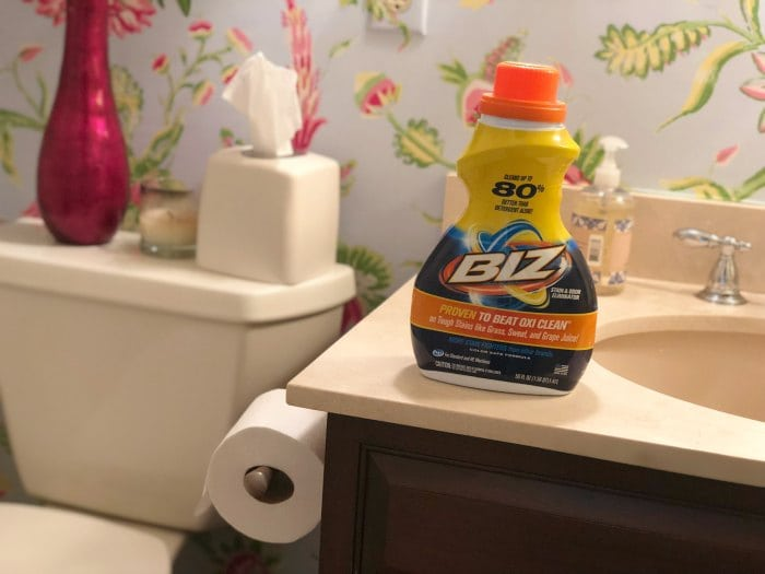5 Ways to Use BIZ Detergent 5 House Cleaning Hacks To Save Money