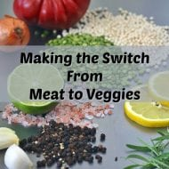 Making the Switch From Meat to Veggies