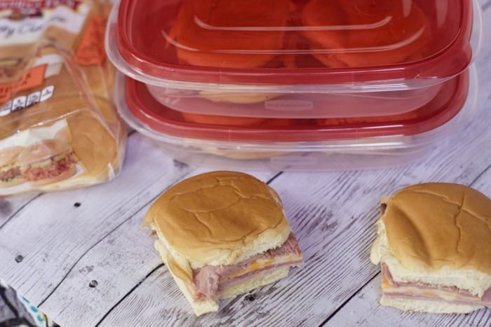 Back to School Lunch Hacks: Make Ahead Sandwiches Kids Will Gobble Up