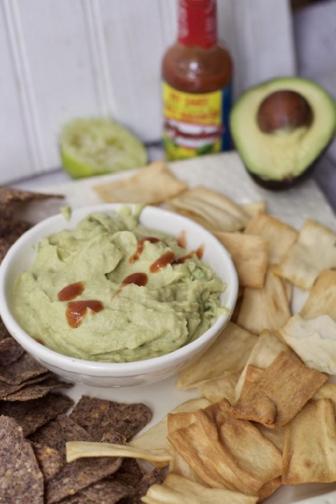 Spicy Avocado Bean Dip Recipe for Easy Entertaining