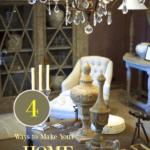 4 Ways to Make Your Home Decor Pop