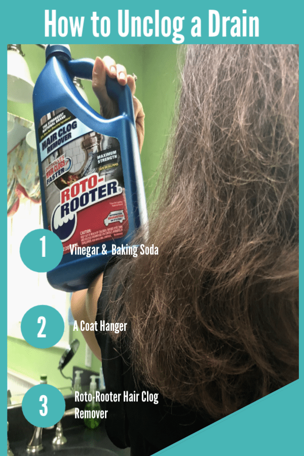 Simple Ways to Unclog Drains Filled with Hair