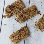 Homemade Chewy Granola Bars Recipe (Great After School Snack)