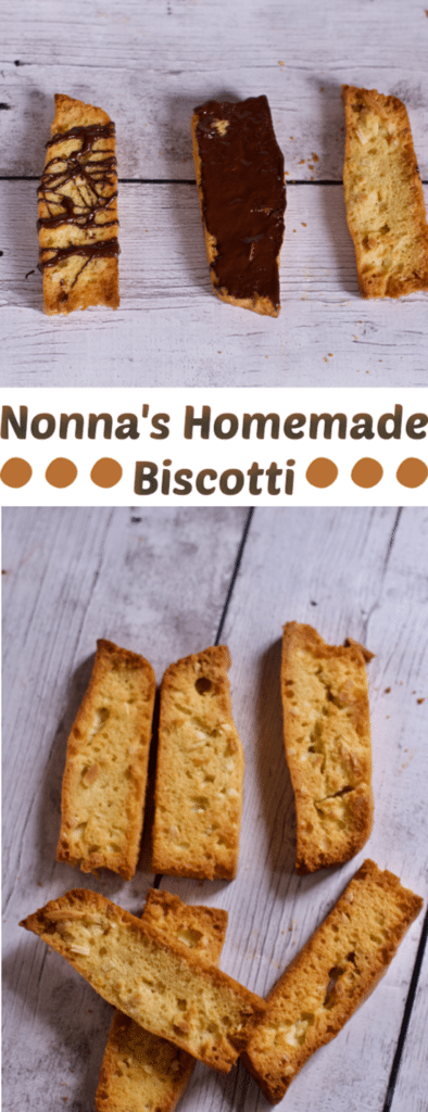 Nonna's Easy Homemade Biscotti