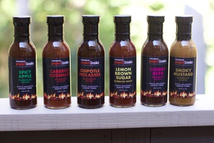 BBQ sauces for Christmas