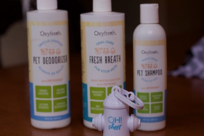 oxyfresh for pets