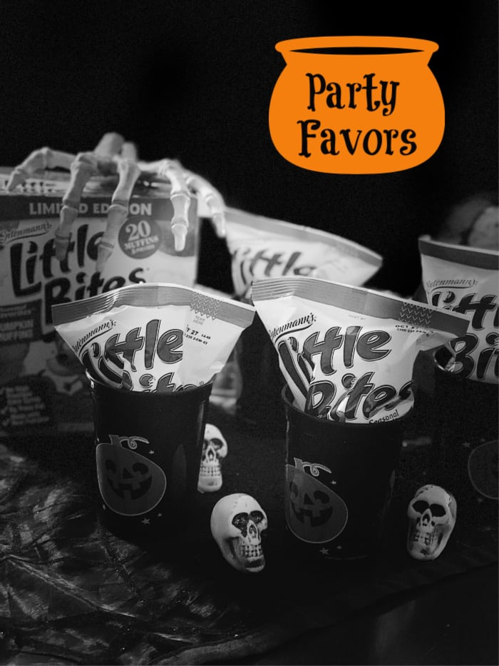 Pumpkin Party Favors Halloween 2