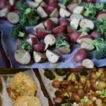 Easy Baked Chicken and Potatoes