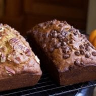 Super Scrumptious Pumpkin Banana Bread Recipe