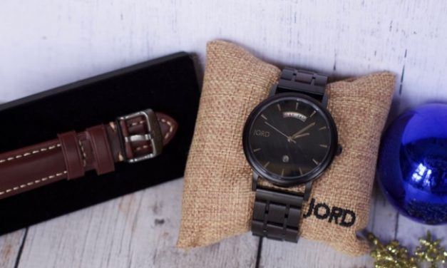 Trends This Winter: Unique Wooden Watches by JORD
