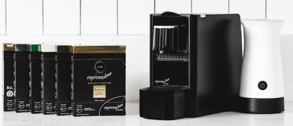 Espressotoria Caprista Espresso Coffee Pod Machine