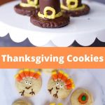 Sugar Cookie Turkeys