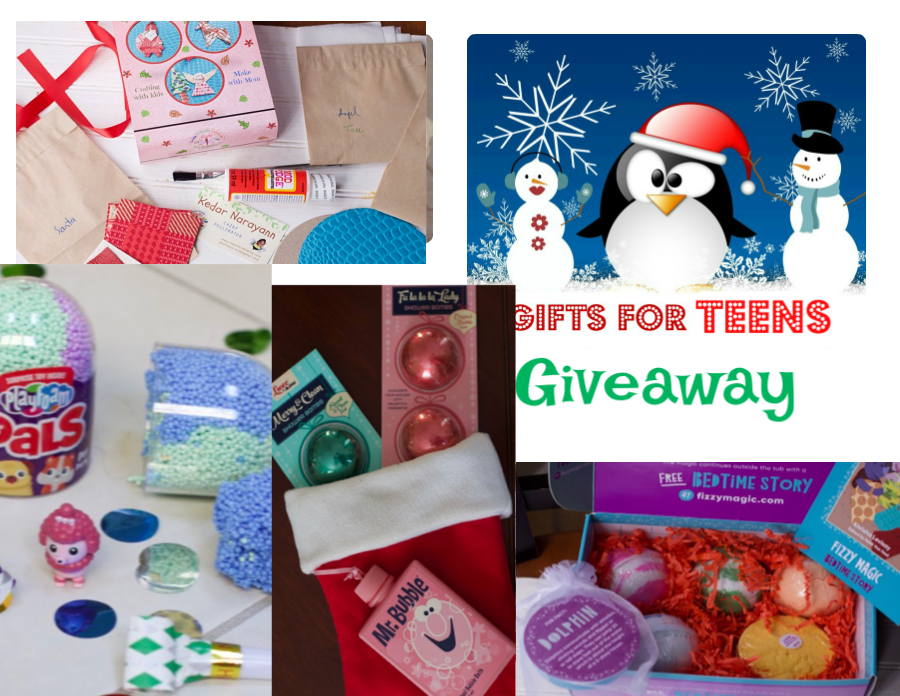 Gifts for Teens Giveaway