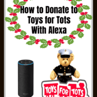Donating To Toys for Tots Just Got Easier with Amazon