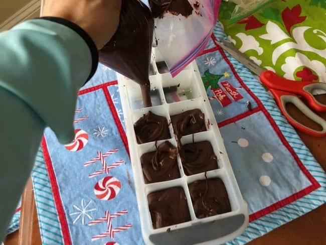 Homemade Hot Cocoa Cubes