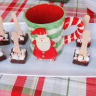 Holiday Party Favors: Homemade Hot Cocoa Cubes