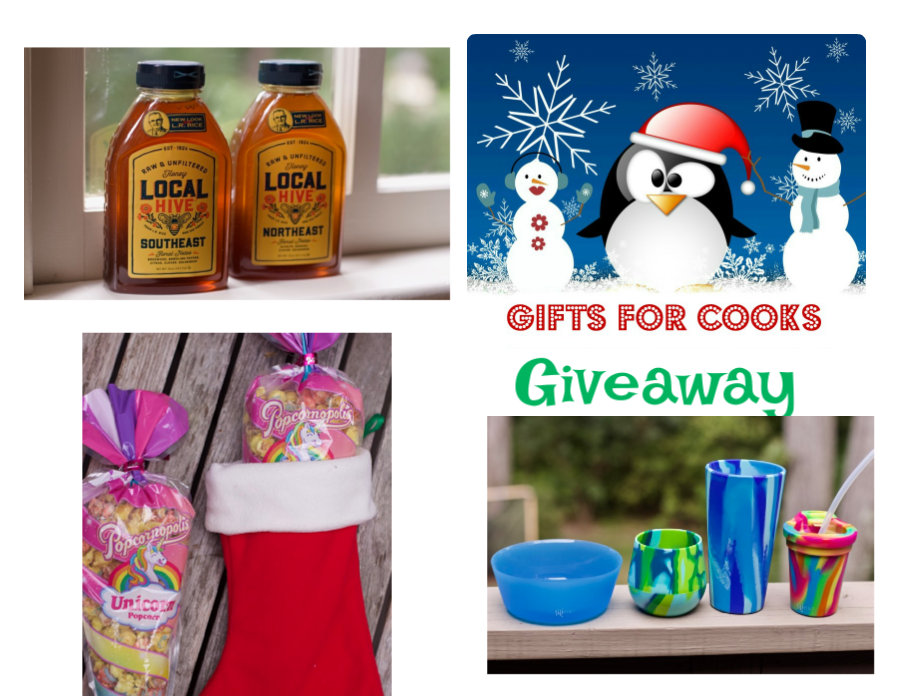 Enter The Gifts for Cooks Prize Pack