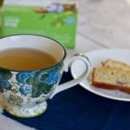 Celestial Wellness Teas for Less and Lemon Raspberry Bread Recipe
