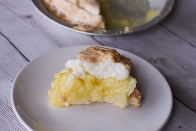 How to Make A Lemon Meringue Pie