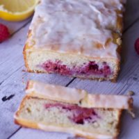 Raspberry Lemon Bread Recipe