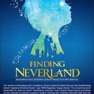 Finding Neverland Ticket Giveaway