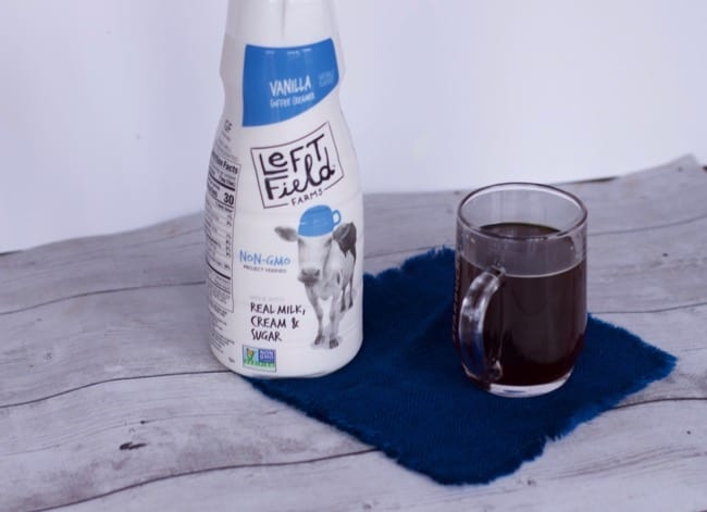 left field farms coffee creamer