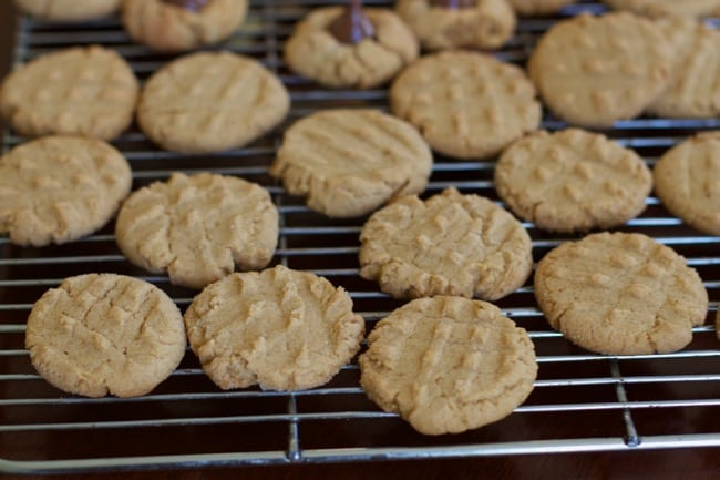 peanut butter cookies with Peanut Powder PB2 Recipes