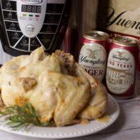 Instant Pot Beer Can Chicken Recipe