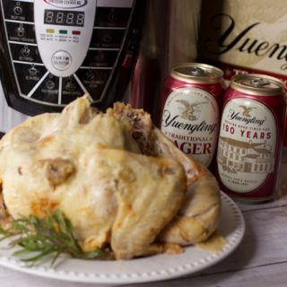 Instant Pot Beer Can Chicken Recipe How to make a whole chicken in instant pot