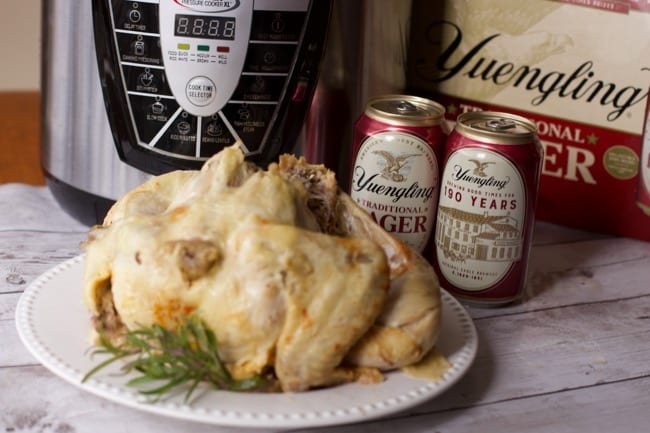 Instant Pot Beer Can Chicken Recipe