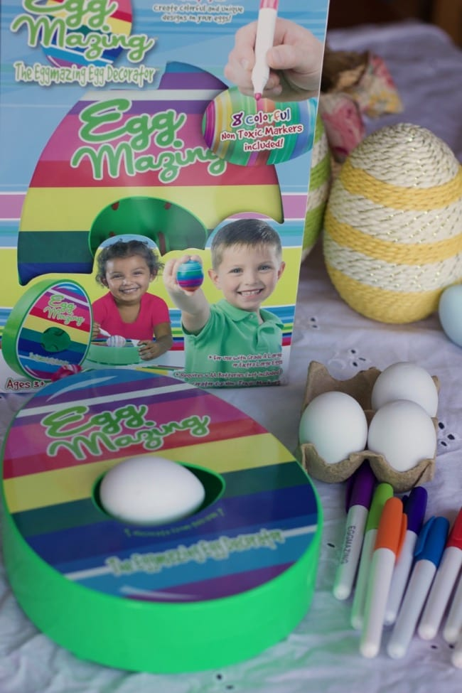 The Eggmazing Egg Decorator Easy Easter Egg Decorating Kits