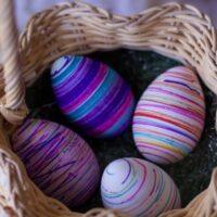 Easy Easter Egg Decorating For Kids
