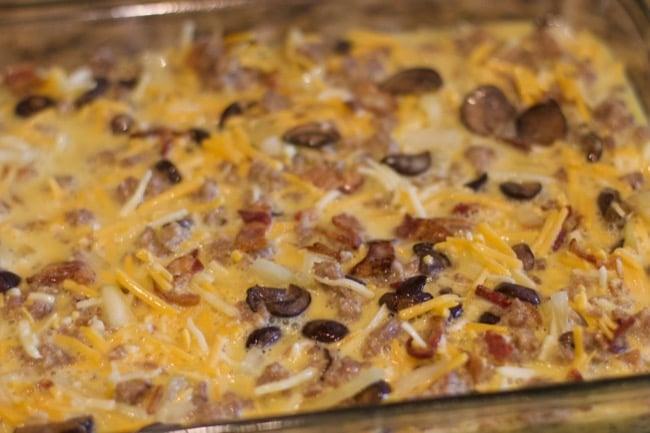 ketoKeto Friendly Breakfast Bake - Low Carb Breakfast Casserole