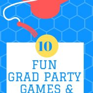 10 Graduation Party Games and Activities