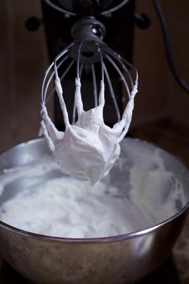 Keto plan recipes Dessert Whipped cream
