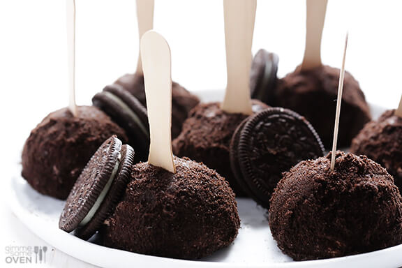 Oreo Ice Cream Truffles