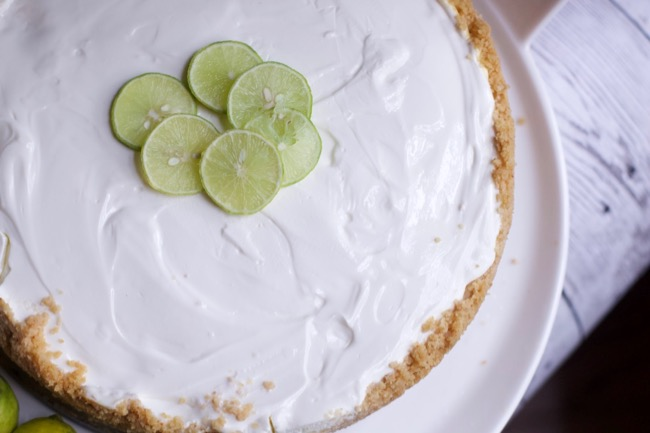 Key Lime Cheesecake Recipe